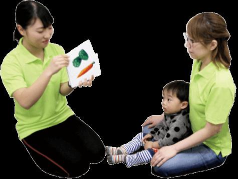 リトカ知育保育園の保育目標と保育理念