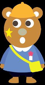 リトカのキャラクター幼児